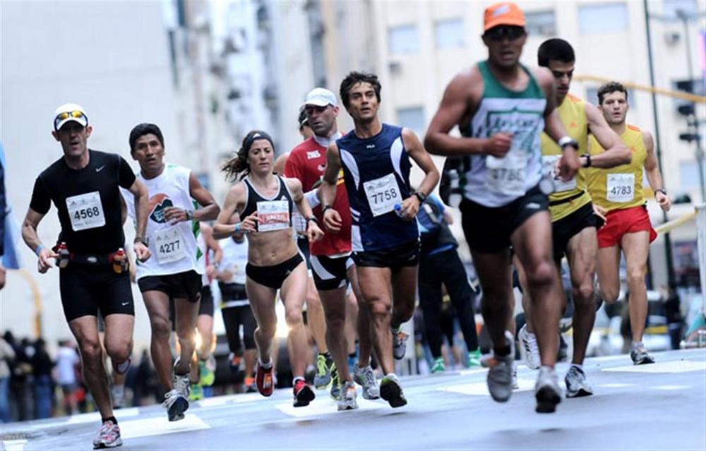 Antes el de que maraton un dia hacer